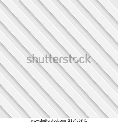 Vector Seamless Stripe Background - stock vector