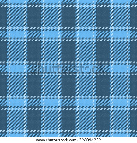 Vector seamless tartan pattern. High-detail. Abstract colorful background for print onto fabric, wallpaper and textile.
