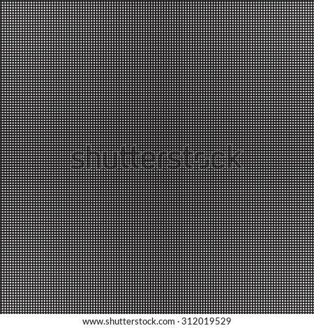 Vector seamless texture. Geometric abstract background. A grid of intersecting lines of various thicknesses.