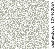 Vector seamless wallpaper pattern - stock photo