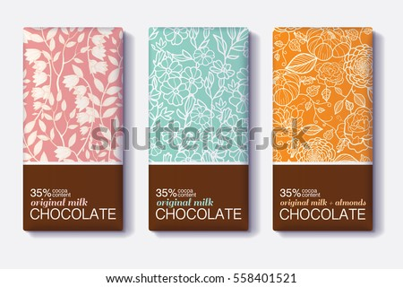 chocolate packagin