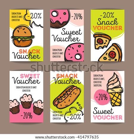 Mealvoucher Images RoyaltyFree Images Vectors – Lunch Voucher Template