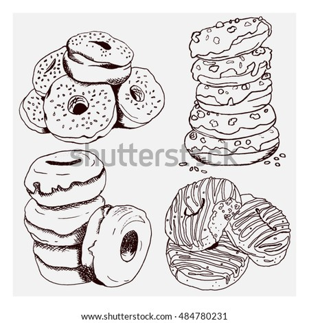 Donut Hole Stock Images Royalty Free Images Amp Vectors
