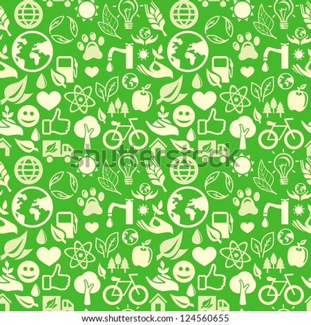 Vector set of internet and technology icons - stock vector