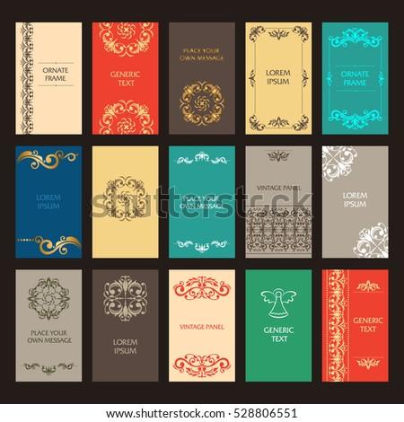 vertical badge template