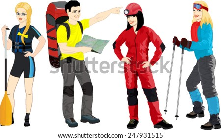 Woman Caver Stock Images, Royalty-Free Images & Vectors | Shutterstock