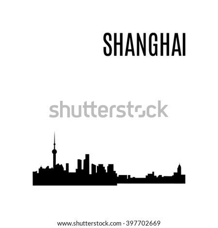 Johannesburg south africa city skyline silhouette stock vector vector shanghai city skyline silhouette typographic design panorama china landmark architecture famous skyscrapers thecheapjerseys Image collections
