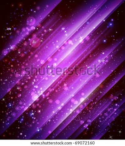 vector shiny background - stock vector