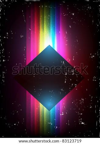 vector shiny background - stock vector