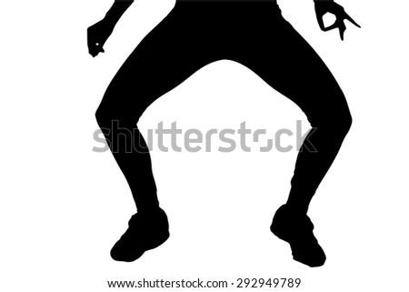 yoga position chakrasana 스톡 벡터 133499669  shutterstock