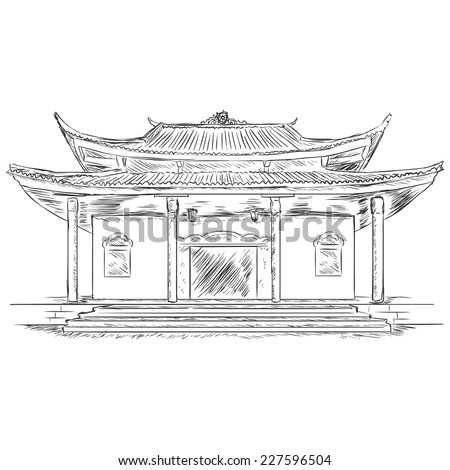 Temple Pagoda Cartoon Vector Illustration Hand 342189896 additionally 87428 Yurt Housing And Suitability For Thailand as well Software House furthermore S le House Foundation Plan besides Menu. on house design in thailand