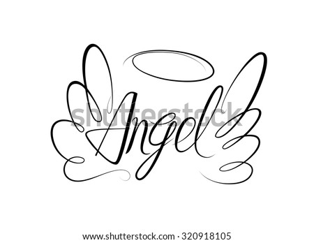 Angel Wings Vector Stock Images Royalty Free Images amp Vectors Shutterstock