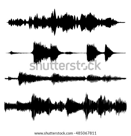 Vector sound waves (set).