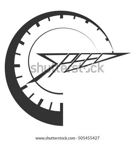 vector speedometer icons symbol isolated on stock vector 505455427 rh shutterstock com speedometer vector free download speedometer vector free download