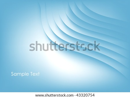Vector Steps Background - stock vector