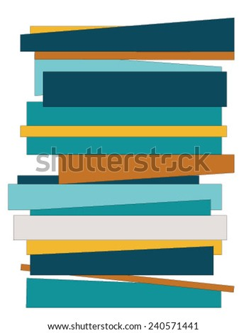 Vector striped pattern (Can be used as texture for cards, invitations, DIY projects, web sites or for any other design)