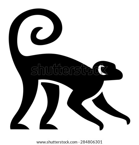 Black Monkey Stock Images, Royalty-Free Images & Vectors ...