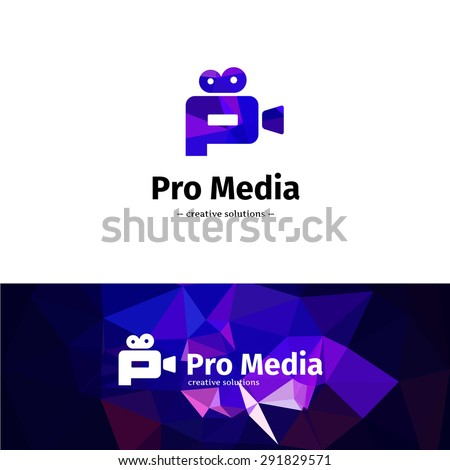Film logo stock images royalty free images vectors for Camera film logo