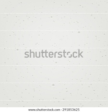 Vector trendy painted concrete wall background. High quality design element. - stock vector