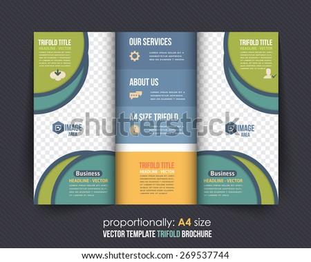tri fold brochure samples