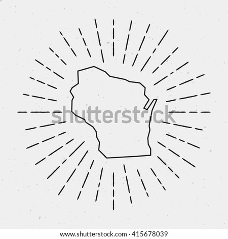 Usa Map Outline Stock Images RoyaltyFree Images Vectors - Hand drawn us map vector