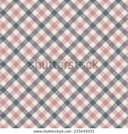vector vintage retro seamless geometric pattern on paper background