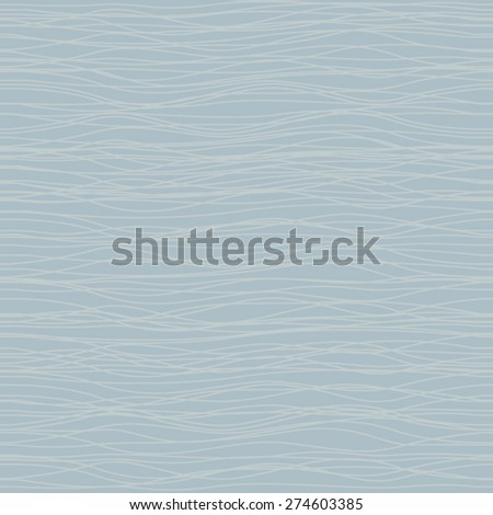Vector waves pattern - stock vector