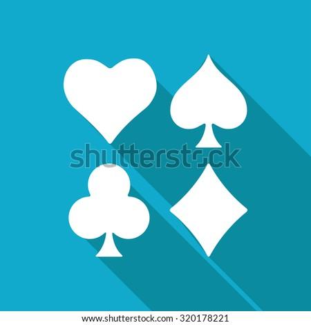 online casino game blue heart