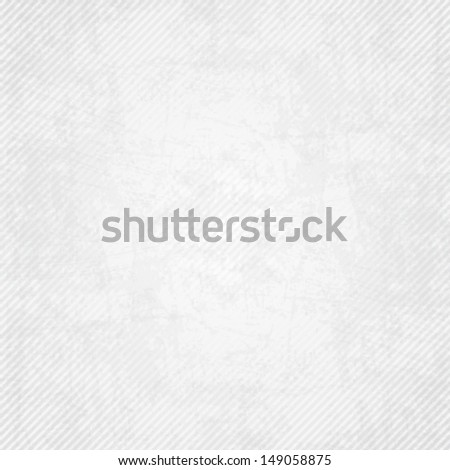 Vector white paper texture background with stripe. - stock vector