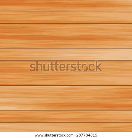 Vector Wood Background - stock vector