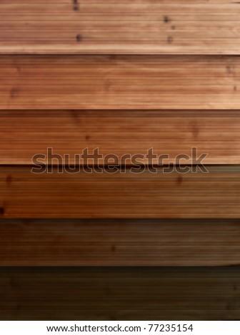 vector wood texture - stock vector