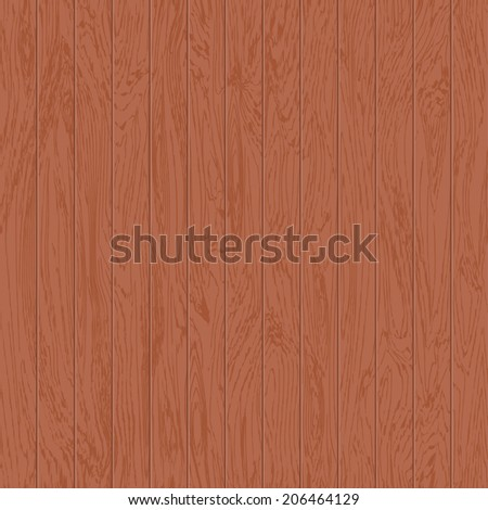 Vector wooden seamless background