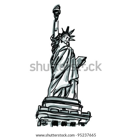 Landmarks Vector Vector World Famous Landmark