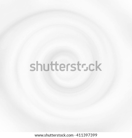 Vector yogurt swirl background. Milky soft mousse texture. White cheese cream. Tasty liquid texture of milky smooth product. Cream food silky texture. Creamy dairy product. - stock vector