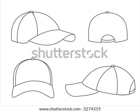 vectorial hat - stock vector