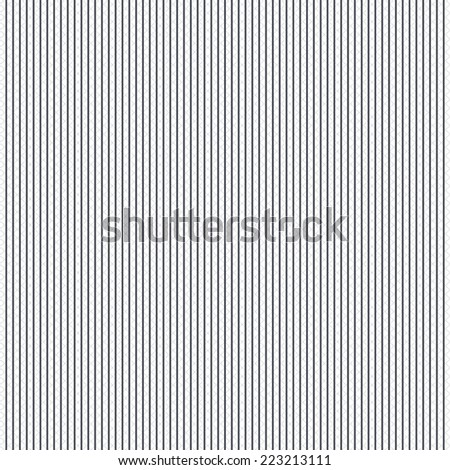 Vertical lines background. Abstract wallpaper with straight lines and stripes. Grid lines texture. Cells repeating pattern. White background. Vector - stock vector