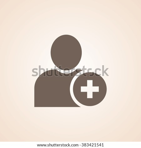 Very Useful Icon of User for Web & Mobile. Eps-10. - stock vector