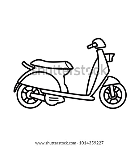 Street Bike Motorcycle on vespa scooter wiring diagram