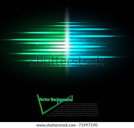 Vibrant background.Vector illustration. - stock vector