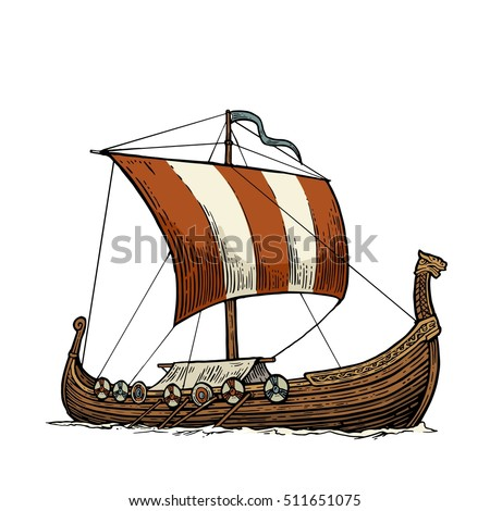Viking Ship Stock Images, Royalty-Free Images & Vectors   Shutterstock