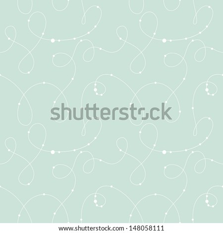 Vintage background of lines, seamless pattern, vector - stock vector