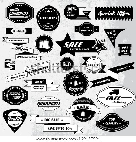 Vintage Graphic Design Elements Vintage Design Elements