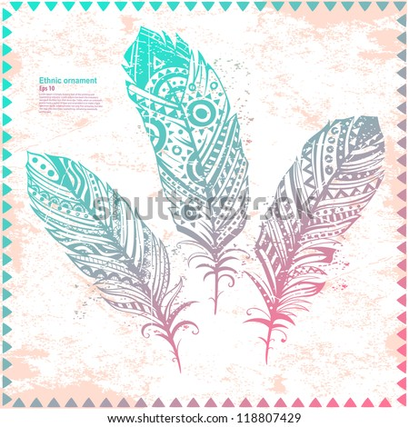 Native American Feather Stock Images Royalty Free Images