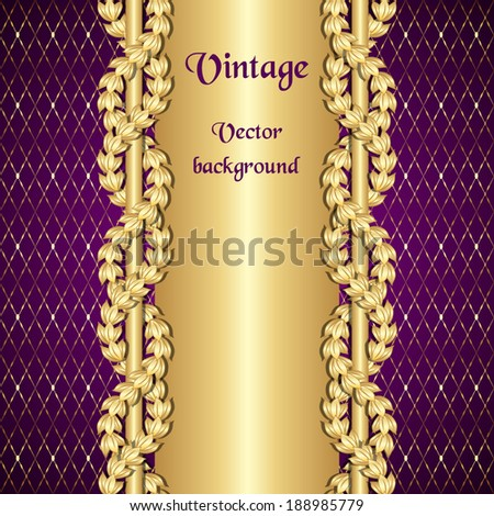 Purple And Gold Background Stock Images, Royalty-Free Images & Vectors | Shutterstock