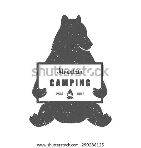Black Bear Stock Vectors & Vector Clip Art   Shutterstock
