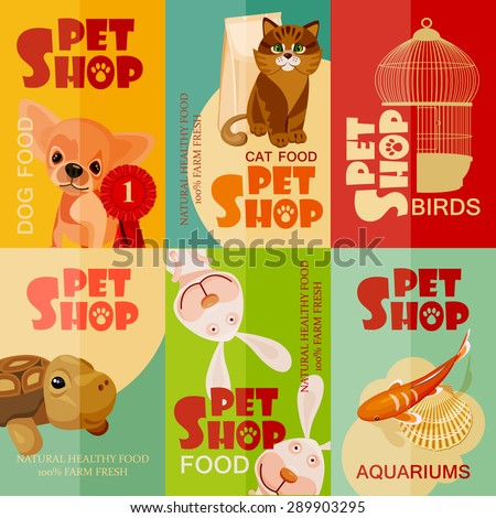 Pet Shop Images RoyaltyFree Images Vectors – Pet Poster