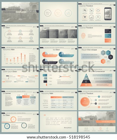 Vintage retro infographic elements for presentation templates. Leaflet, Annual report, book cover design. Brochure, layout, Flyer layout template design. Easy to edit.