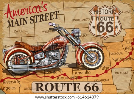 stock-vector-vintage-route-motorcycle-po