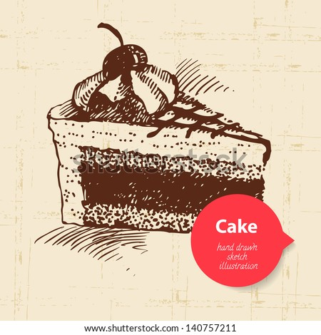 Cake vintage Stock Photos, Images, & Pictures | Shutterstock