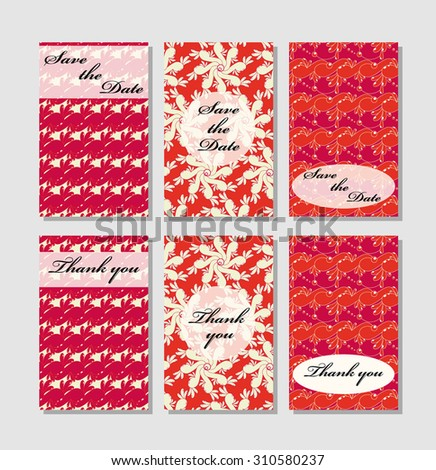 Vintage vector card templates can be stock vector 2018 310580237 vintage vector card templates can be stock vector 2018 310580237 shutterstock m4hsunfo